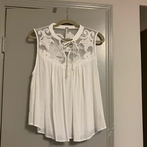 Free People sleeveless top - size M